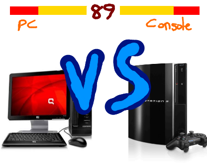 pc-vs-gaming-console-for-playing-games