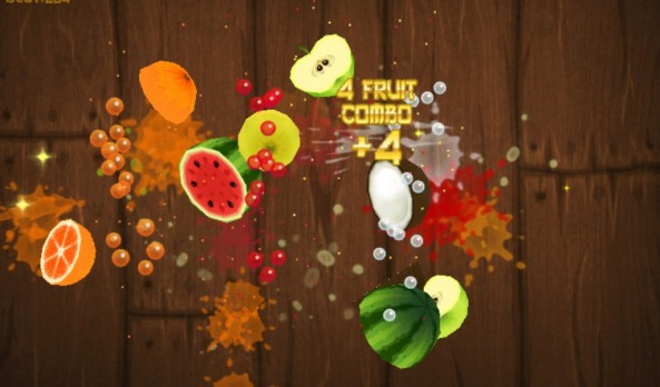 Review: Fruit Ninja