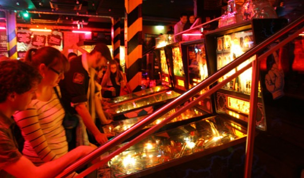 Insert Coin(s) Debut; Gaming and Alcohol Officially Mix in Sydney