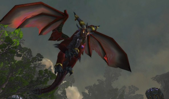 World of Warcraft: Dragon Soul Gives You Wiiiings!
