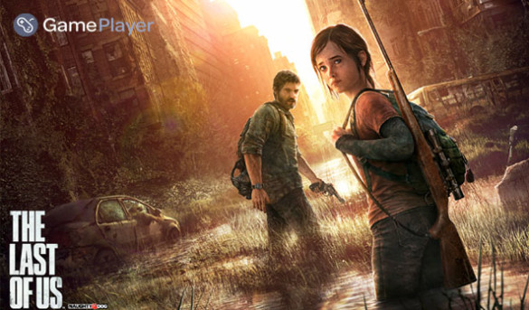 The Last of Us cover title