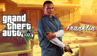 Franklin in GTAV
