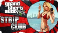 GTA 5 Strip club girl