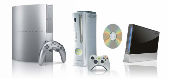 next generation game consoles