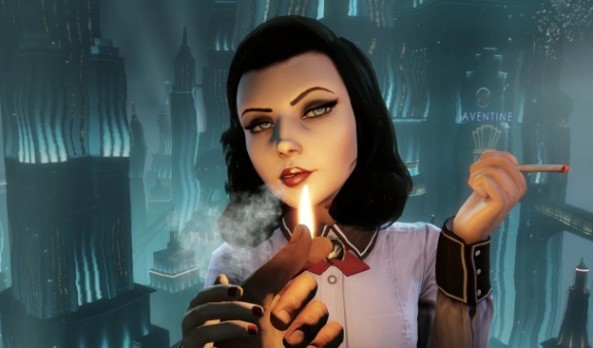 Clash in the Clouds and Getting Ready for Bioshock Infinite: Burial at Sea