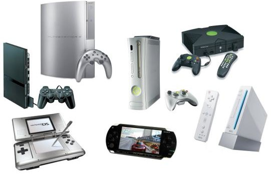 Top 5: Gaming Consoles of All Time