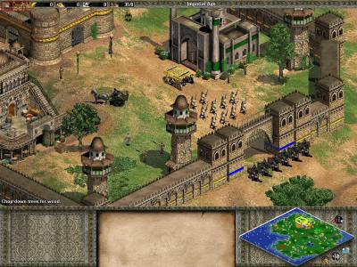 age of empires 2 age of kings castles